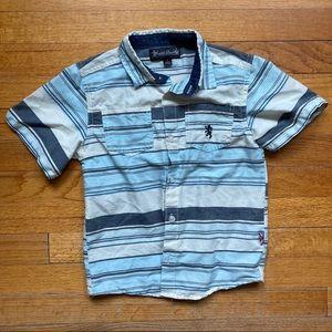 English Laundry Short Sleeve Shirt Boys 7
